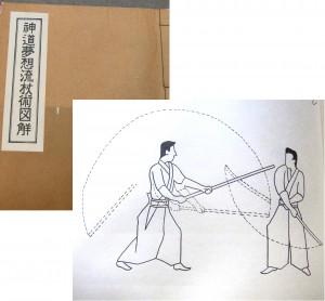 神道夢想流杖術図解_藤田西湖