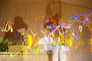相互絵画3指揮者をみる旋律