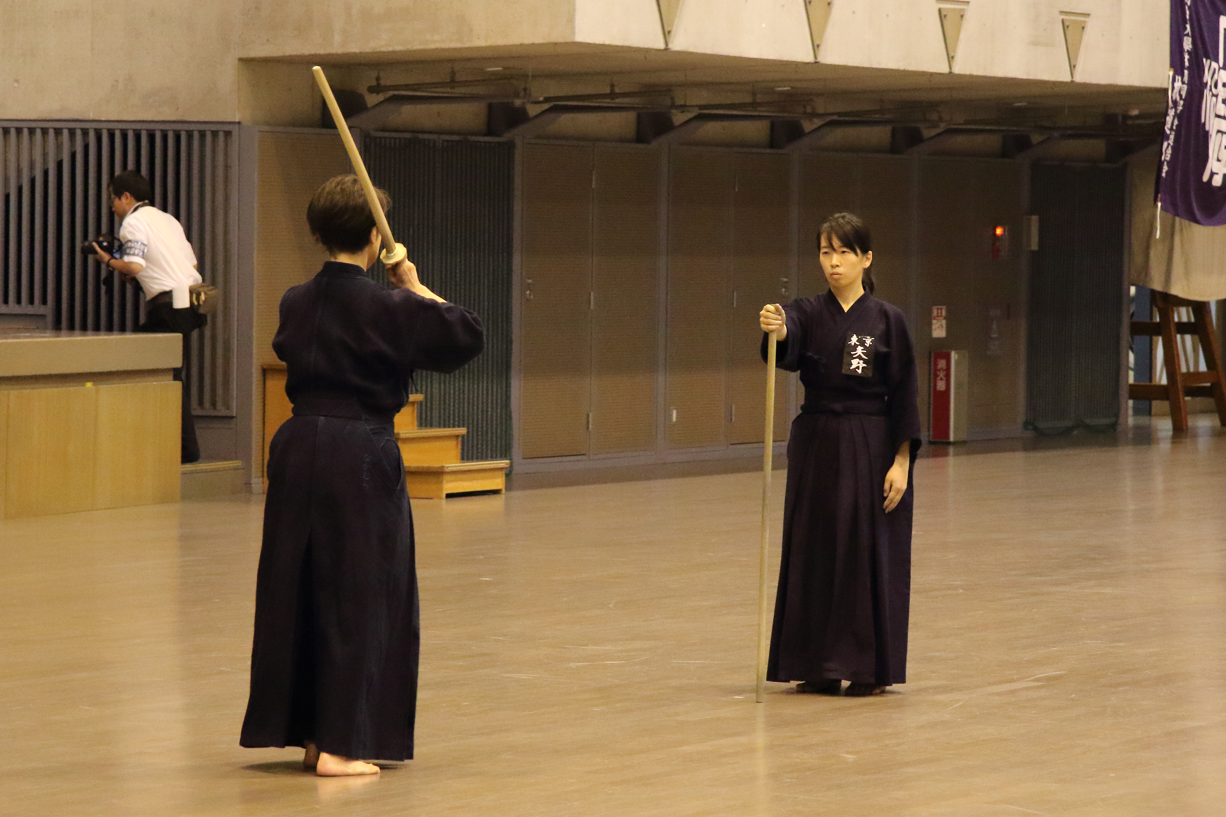 第27回東京都杖道大会&杖道祭