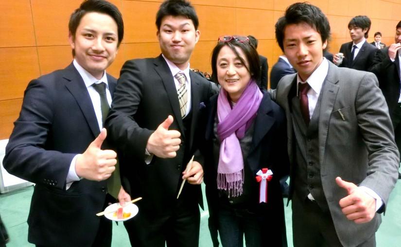転載:祝!ご卒業/杖道とアート2期生@東経大
