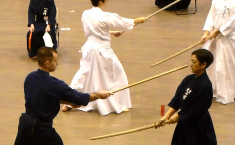 東京都杖道大会2016