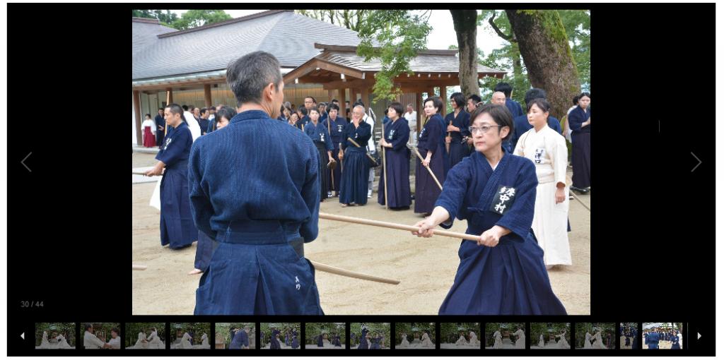 福岡県剣道連盟杖道部活動報告