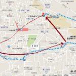 兒嶋画廊,くるみギャラリーmap3