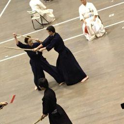 杖道ライブ観戦【学外特別授業】レポート