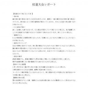窪田レポート