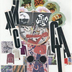 ガラクタ→「雑誌から飛び出た」一戸摩耶