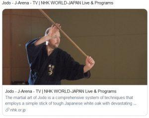20200520【スペシャルゲスト】ジェフ・ブローデリックさん/ JODO@NHK_J-Arena視聴したメンバーとの集い